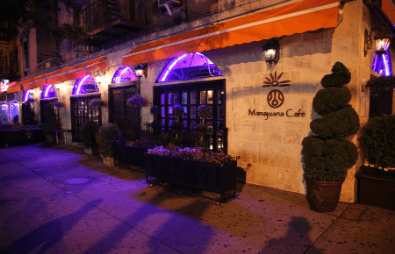Mamajuana Location Dyckman